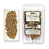 Produkt-Bild: Essbare Insekten - Mehlwürmer 40g / Snack-Insects