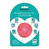 Rosewood 43108 Interaktives Spielzeug mit Leckerli-Spender für kleine...