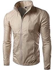 simple hommes hommes 01 la veste, crème solaire, uv du séchage rapide, ultra mince manteau
