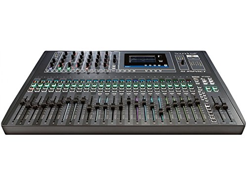 SOUNDCRAFT SI IMPACT MIXER DIGITALE 32 I