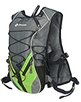 Winkee BB4313MG Lightweight Sport Backpack,Outdoor Travel Backpack Rucksack