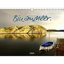 Bin am Meer 2018 - Wandkalender