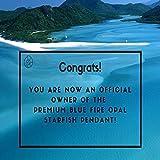 fasloyu Graceful Sea Hintergrund Karte Thank You Buchstabe Karte Geburtstag Karte Grußkarten 14*9cm mehrfarbig