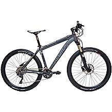 """WST Quake 520 Bicicleta de Montaña, Hombre, Gris, 27.5"""""""