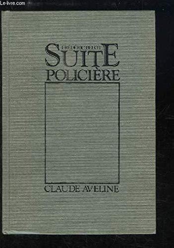 Suite policière par Claude Aveline