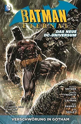 Batman Eternal: Bd. 1: Verschwörung in Gotham