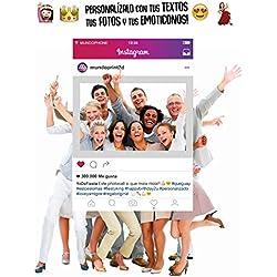 Cornice Photobooth personalizzato 70 x 100 cm. cartone 4 mm