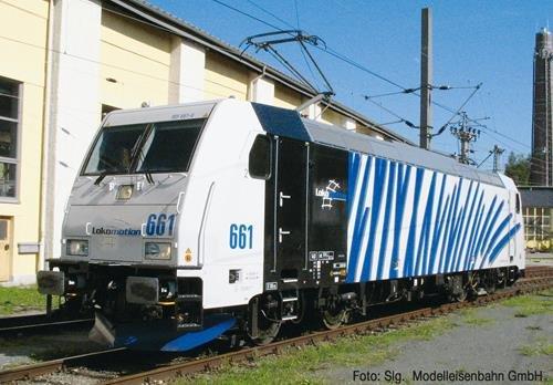 Fleischmann 738873 Elektrolokomotive BR 185.2, Lokomotion Spur N
