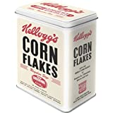Nostalgic-Art 30113 Kellogg's Corn Flakes Retro Package, Vorratsdose L