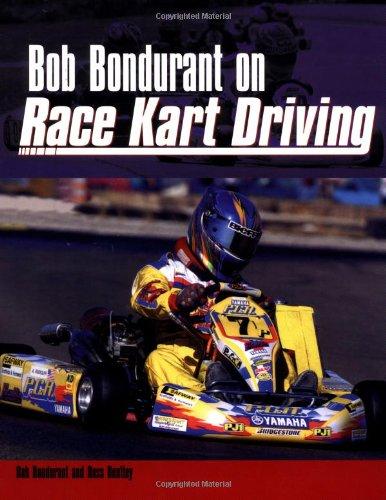 Bently-motoren (Bob Bondurant on Race Kart Driving)