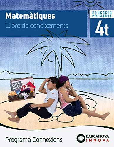 Connexions 4. Matemàtiques. Coneixements (Innova)