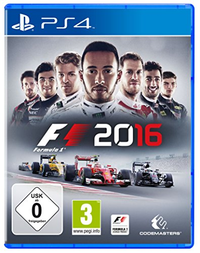formel eins ps4 F1 2016