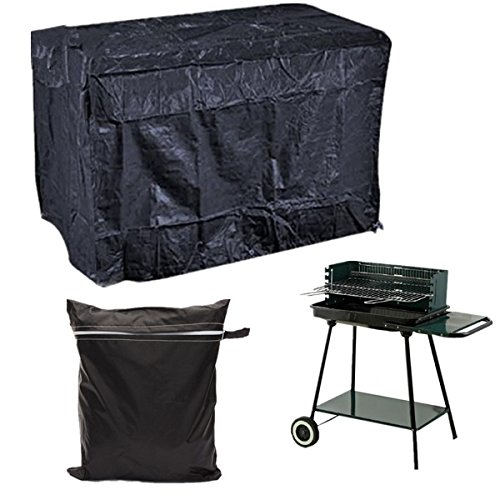 Inovey Outdoor-Camping BBQ Regenhülle Barbecue Grill Protector