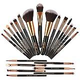 MAANGE MakeUp Pinsel Set 22 Stück Pinselset Hochwertiger Augenpinsel Pinselset Kosmetik Lidschattenpinsel Make Up Pinsel