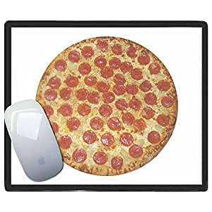 Pepperoni Pizza - Tapis de souris en plastique