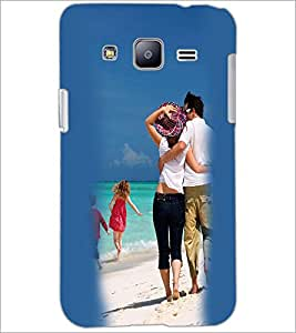 PrintDhaba Couple D-2452 Back Case Cover for SAMSUNG GALAXY J2 (Multi-Coloured)