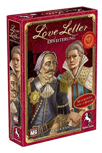 Preisvergleich Produktbild Pegasus Spiele 18213G - Love Letter Erweiterung
