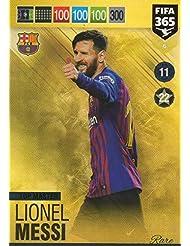 PANINI ADRENALYN XL FIFA 365 2019 – Tarjeta de Postre de Lionel Messi – # 6