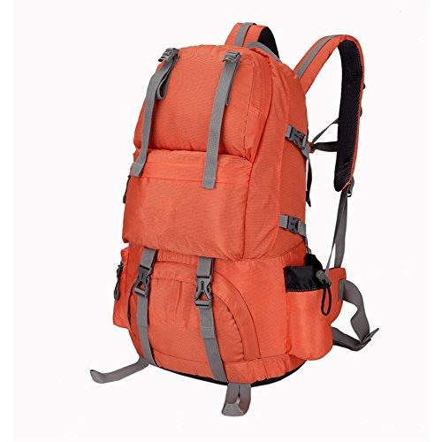 appassionati di outdoor alpinismo borsa a tracolla uomo & donne Camping zaino da viaggio (50L), L D
