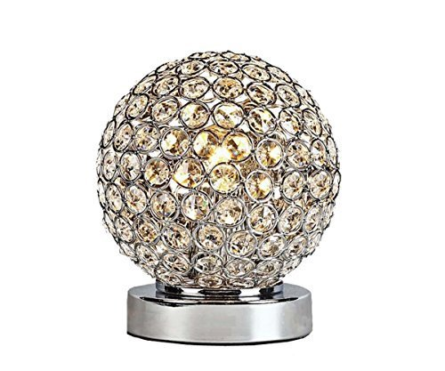 Crystal-Silver-Ball-Table-Lamp-Bulb-Included-S015006900001