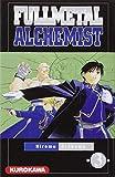 Fullmetal alchemist. 3 | Arakawa, Hiromu (1973-....). Auteur