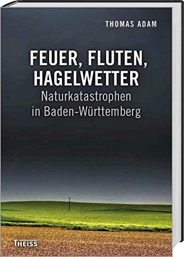 Feuer, Fluten, Hagelwetter: Naturkatastrophen in Baden-Württemberg