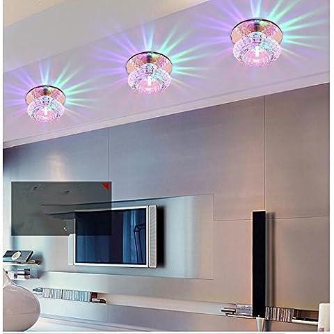 ZLL/ Luci lampada/Lampadario plafoniera luce LED luce/lampada di cristallo , color light