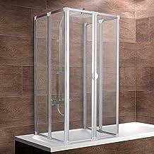 Suchergebnis Auf Amazonde Für Duschwand Glas Badewanne