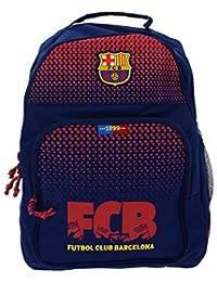 Safta Mochila Escolar F.C. Barcelona Corporativa Oficial 320x150x420mm