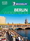 Guide Vert Week-End Berlin Michelin