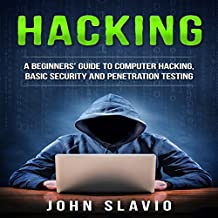 Hacking: A Beginners' Guide to Computer Hacking, Basic Security and Penetration Testing