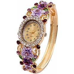 Kitcone Analog Jewellery Style Multi-colour Dial Women's Watch - Typ jwlry-Z20