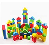 #8: Building Brick Block - best quality Foam Construction Toy -50 pcs/set Kids Intelligence Exercise