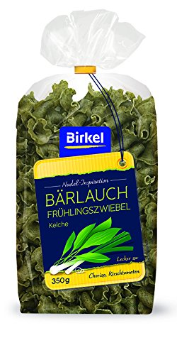 Birkel Nudel-Inspiration Bärlauch Frühlingszwiebeln, 6er Pack (6 x 350 g)