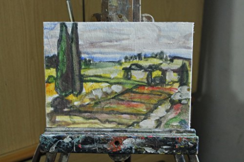 the-tuscan-countryside-a-tempera-painting-on-cotton-size-68x93-inch-executed-by-the-artist-david-pac
