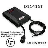 ESP Digital QC Surge Protector/Noise Filter - D11416T - 120 volt, 20 amp