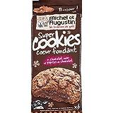 michel et augustin Biscuits sucrés coeur fondant au chocolat noir et pépites de chocolat - ( Prix Unitaire ) -...