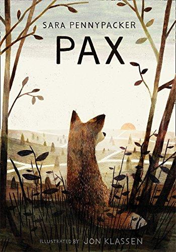 Pax por Sara Pennypacker