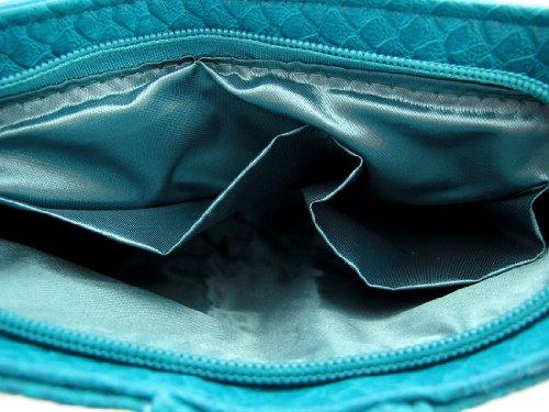 Things2Die4 - Borsetta senza manici donna Blue