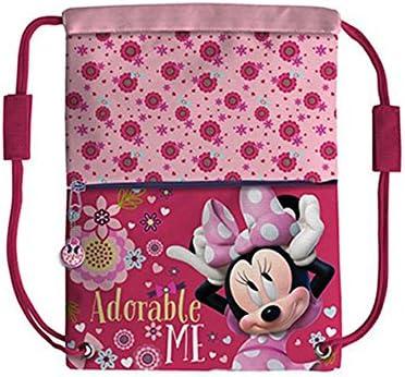 Disney - B015ZZPCB6 Minnie Sac, AST1453, 35 x 26 cms B015ZZPCB6 - 587639