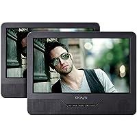 "ODYS SEAL 23cm (9"") Portabler DVD-Player"