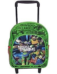 Nickelodeon - Mochila infantil  Verde Verde