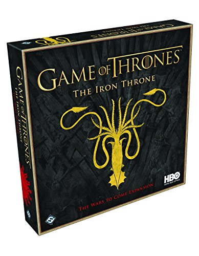 HBO16 Spiel Iron Throne The Wars to Come Expansion, Mehrfarbig ()