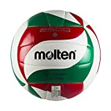 Molten V5m2501 L 5501500 Homme Ballone Volley Rouge