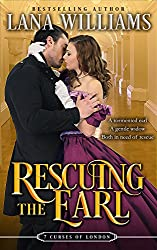 Rescuing the Earl (The Seven Curses of London Book 3) (English Edition)