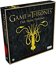 Fantasy Flight Games Game of Thrones The Iron Throne The Wars to Come Board Game - All Ages