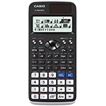 Casio FX-991DE X Scientific Calculator with Natural Display (only German language)