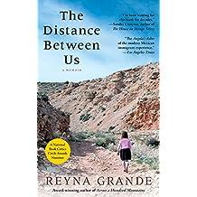 The Distance Between Us: A Memoir (English Edition)