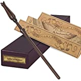 Luna Lovegood Wand Ollivander's Interactive Wand Wizarding World of Harry Potter by Universal Studios