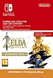 The Legend of Zelda: Breath of the Wild Expansion Pass DLC [Switch Download Code]